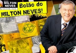 Reprodu��o/Blog do Milton Neves