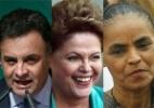 Montagem BBC com fotos da AP, AFP e Reuters