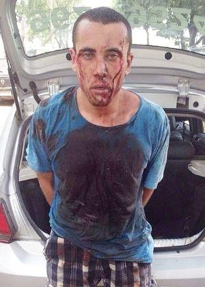 1º.set.2014 - Carlos Eduardo Sundfeld Nunes é preso em Goiânia nesta segunda