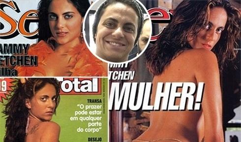 Divulga��o/Revista Sexy, Reprodu��o/Instagram