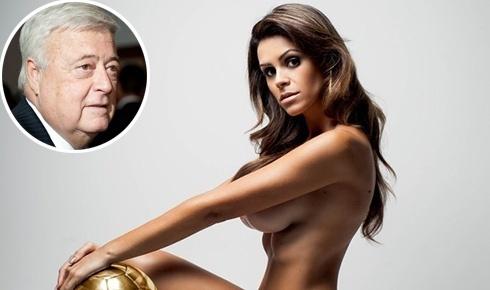 Gerard Giaume/ Playboy/ Divulga��o, Alexandre Rezende /Folhapress