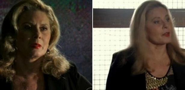"""Vera Fischer vive a traficante Irina, em """"Salve Jorge"""""""