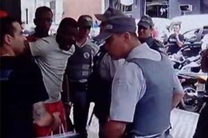 Claudinei Corrêa defende o filho e o genro de abordagem policial no interior de SP